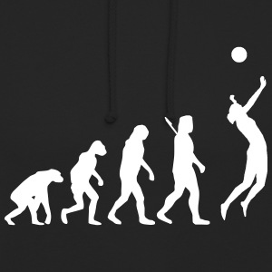 Evolution Beachvolleyball Pullover & Hoodies - Unisex Hoodie
