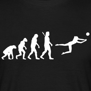 Evolution Beachvolleyball T-Shirts - Männer T-Shirt