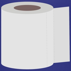 Roll toilet paper Shirts - Teenage Premium T-Shirt