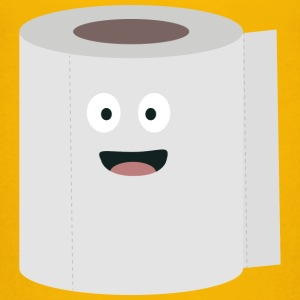 Toilet paper with face Shirts - Kids' Premium T-Shirt