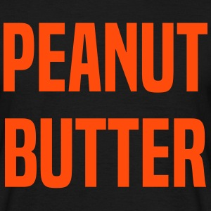 Peanut Butter T-Shirts - Men's T-Shirt