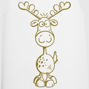 Cute Elk  Aprons - Cooking Apron