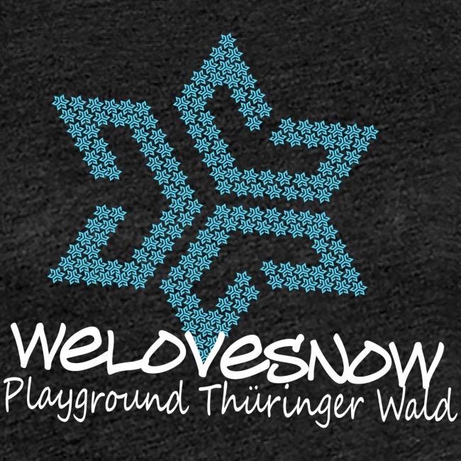 Welovesnow Playground Pixel Tee Woman