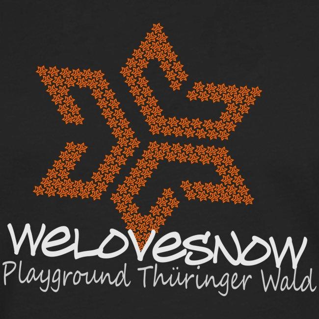 Welovesnow Playground Pixel Longsleeve