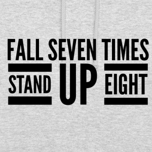Stand up Sweaters - Hoodie unisex