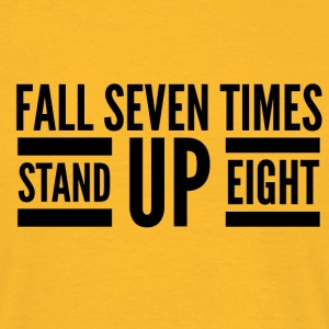 Stand up T-shirts - T-shirt herr