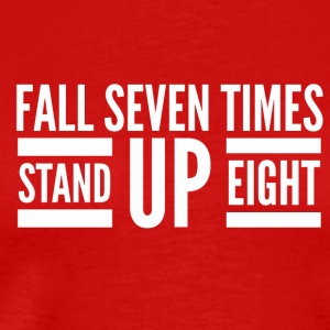 Stand up T-Shirts - Men's Premium T-Shirt