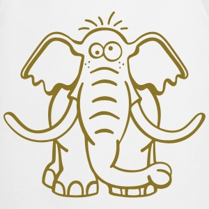 Big Elephant  Aprons - Cooking Apron