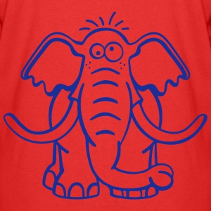 suchbegriff elefanten karikatur geschenke spreadshirt. Black Bedroom Furniture Sets. Home Design Ideas