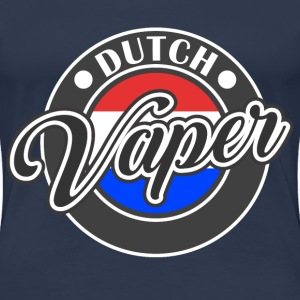 Vape Design Dutch Vapers  T-shirts - Vrouwen Premium T-shirt