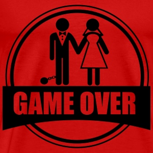 Game Over  - Männer Premium T-Shirt