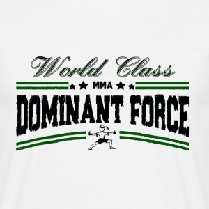 DOMINANT FORCE (jfc) T-Shirts - Men's T-Shirt