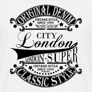 City London T-Shirts - Men's T-Shirt