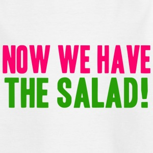 Now we have the salad Shirts - Teenage T-shirt