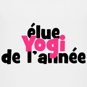 Yoga / Yogi / buddhisme / buddhistiske T-shirts - Teenager premium T-shirt