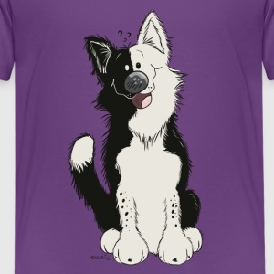 Leuke Bordercollie Shirts - Teenager Premium T-shirt