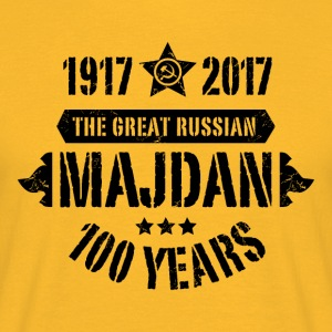 The great russian Maidan - Männer T-Shirt