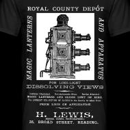 Design ~ Lewis Photographer, Reading (Front)