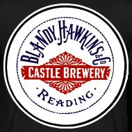 Design ~ Blandy & Hawkins' Castle Brewery, Reading (Back)