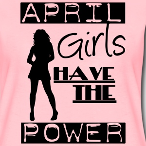April Girls T-Shirts - Frauen Premium T-Shirt
