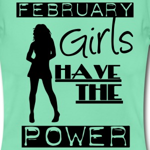 February Girls T-Shirts - Frauen T-Shirt