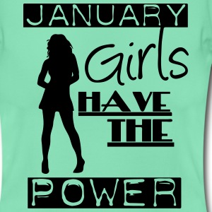 January Girls T-Shirts - Frauen T-Shirt