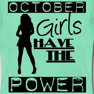 October Girls  T-Shirts - Frauen T-Shirt