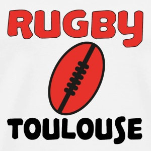 Rugby toulouse T-Shirts - Männer Premium T-Shirt