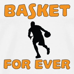 Basket for ever T-shirts - Premium-T-shirt herr