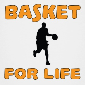 Basket for life Shirts - Teenager Premium T-shirt