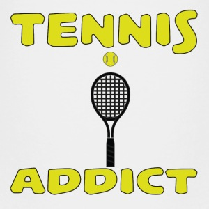Tennis addict T-shirts - Premium-T-shirt barn