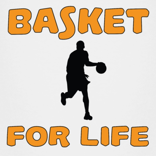 Basket for life T-shirts - Premium-T-shirt barn