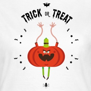trick or treat Tee shirts - T-shirt Femme