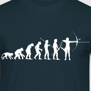 T-shirt BC H - Recurve Evolution - T-shirt Homme