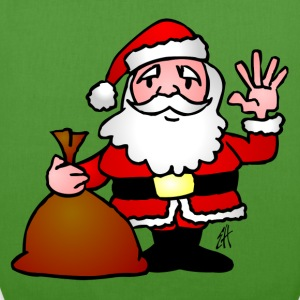 Santa Claus - EarthPositive Tote Bag