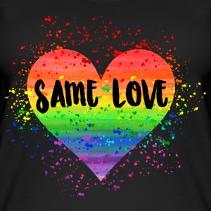 Same Love Top - Frauen Bio Tank Top
