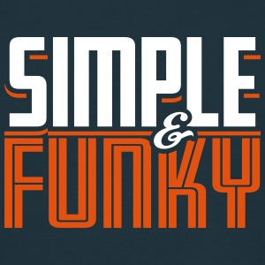 Simple&funky - T-shirt Homme