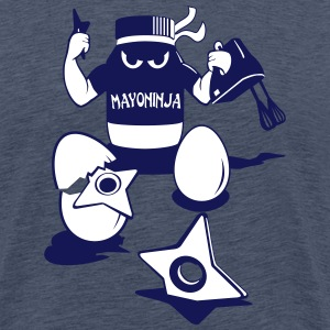 Mayoninja - Men's Premium T-Shirt