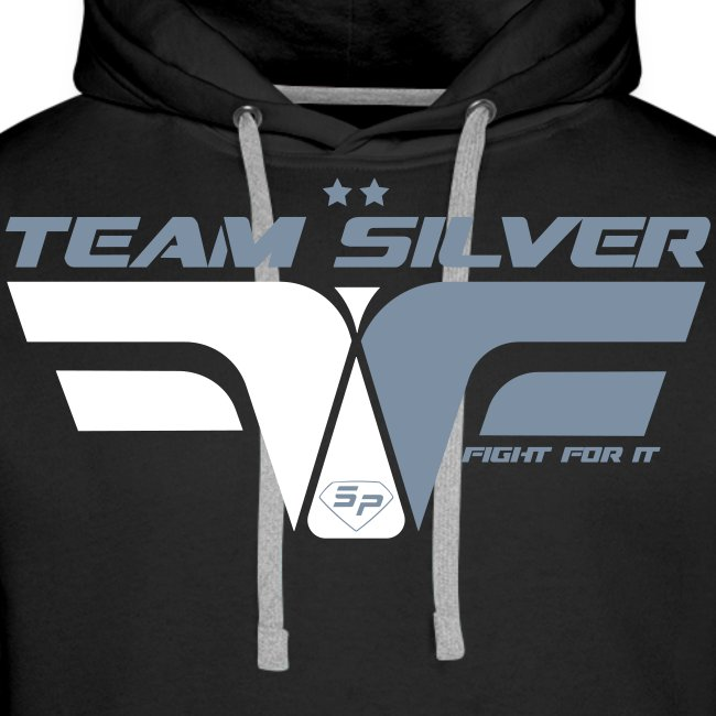 Sweat - TEAM SILVER - Club SuperPhysique