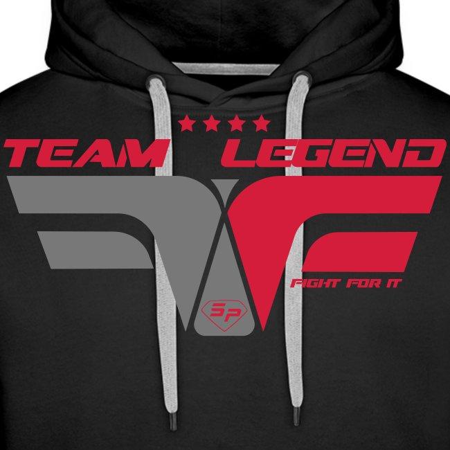 Sweat - Team LEGEND - Club SuperPhysique