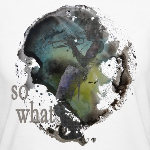 so what T-Shirts - Women's Organic T-shirt