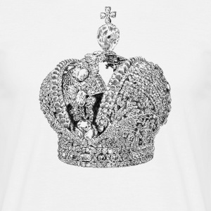 Crown of the Russian Empire Koszulki - Koszulka męska