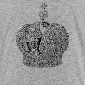Crown of the Russian Empire Shirts - Teenager Premium T-shirt