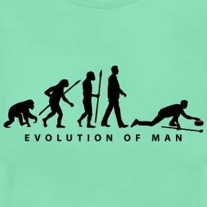 evolution_curling_spieler_10_2016_a_2c T-Shirts - Frauen T-Shirt