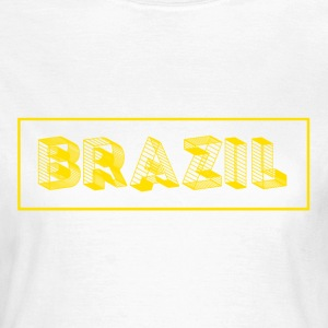 T-shirt womanBrazil - Women's T-Shirt