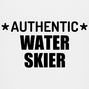 Water Skiing - Wasserski - Ski Nautique - Sport Shirts - Teenage Premium T-Shirt