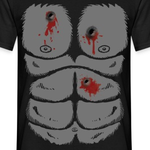 Shooted Gorillas Body T-Shirts - Men's T-Shirt