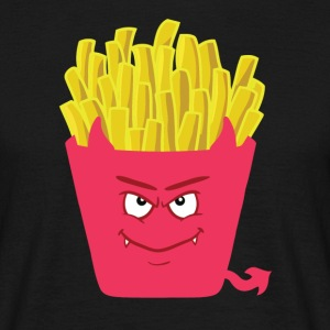 Evil Fries T-Shirts - Men's T-Shirt