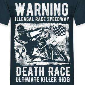 DEATH RACE #1 T-Shirts - Männer T-Shirt
