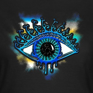 Eye - bearer of light, symbol of clarity T-shirts - T-shirt dam